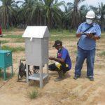 Petugas DLH Pantau Kualitas Lingkungan TPA Kampung Durian
