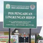 Dinas LH Aceh Tamiang Bentuk Pos Pengaduan Lingkungan