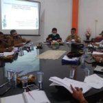 DLH Aceh Tamiang Gelar Rapat Penilaian DPLH Industri Pengolahan Pinang