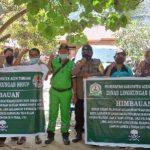 DLH Aceh Tamiang Beri Edukasi Pada Masyarakat Akan Bahayanya Menangkap Ikan Dengan Racun