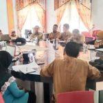 DLH Atam Gelar Rapat Pelaksaan kegiatan dan Pembahasan Matriks Isu Permasalahan Dinas Lingkungan Hidup