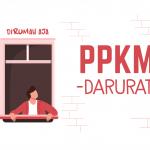 Ini Aturan Ketat PPKM Darurat Level IV di 45 Kabupaten/Kota Luar Jawa Bali Provinsi Kepulauan