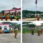 DLH Aceh Tamiang Gelar Apel Perdana Pembacaan Teks Pancasila, Pembukaan UUD 45 dan Panca Prasetya KORPRI